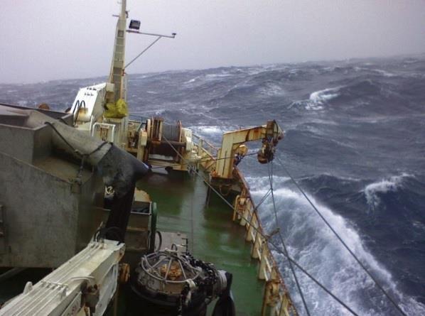 Impacto del cambio climático sería mayor en la pesca que en la acuicultura